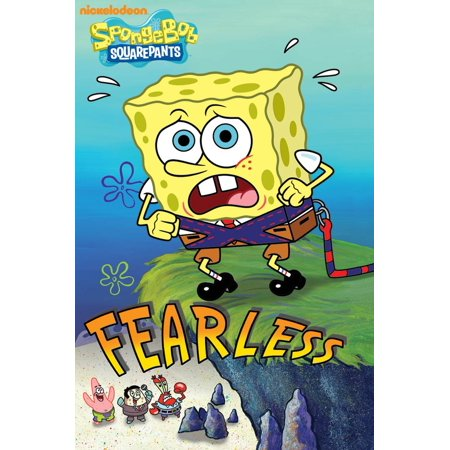 Fearless (SpongeBob SquarePants) - eBook - Spongebob Squarepants The Paper