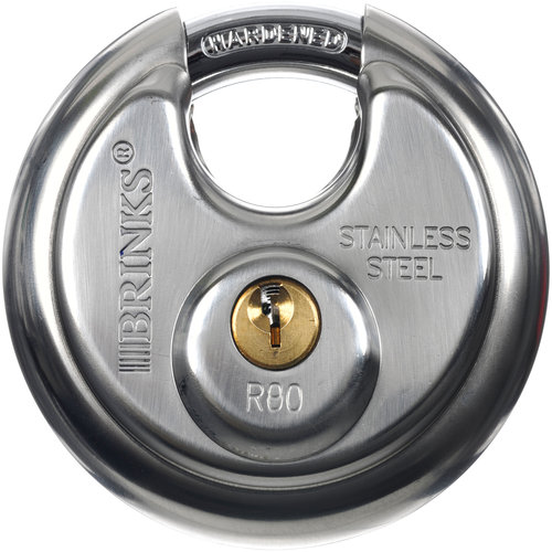 Brinks 80mm Discus Padlock