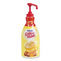 Coffee-Mate Hazelnut Creamer (w/ Pump Bottle), 50.7 Fl Oz