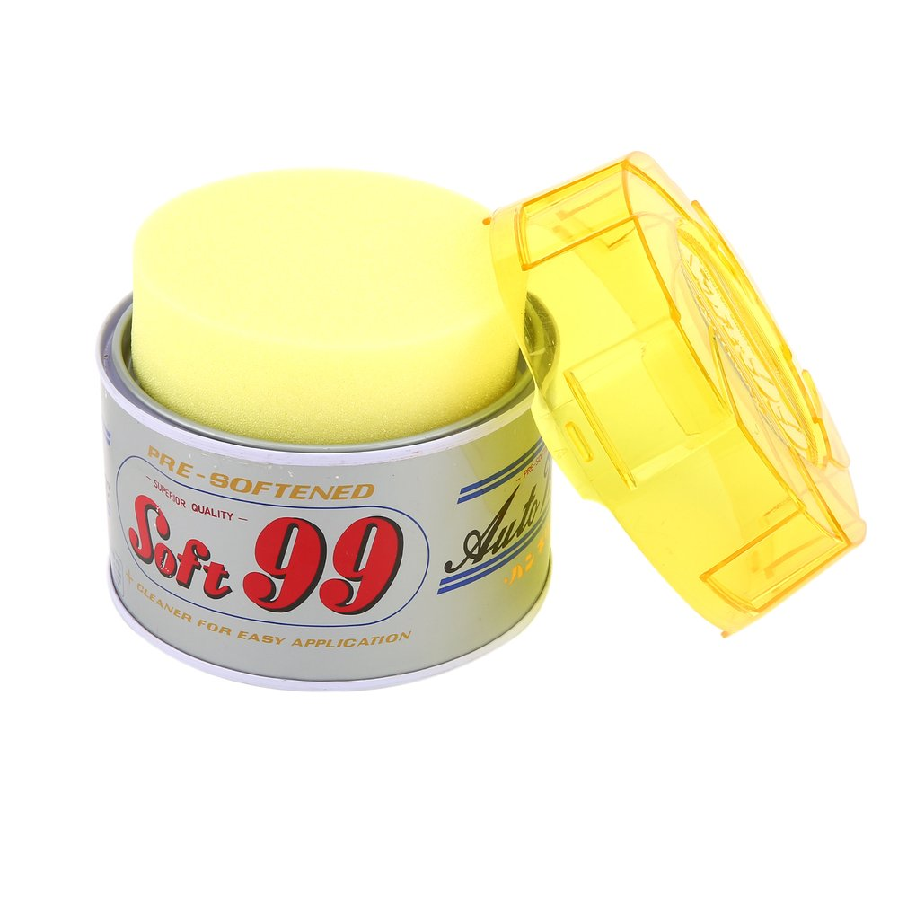 430g Soft Paste Car Wax Round Polishing Wax Auto Care Wash Protect Car Coating Scratches Remove Car Paint Repair