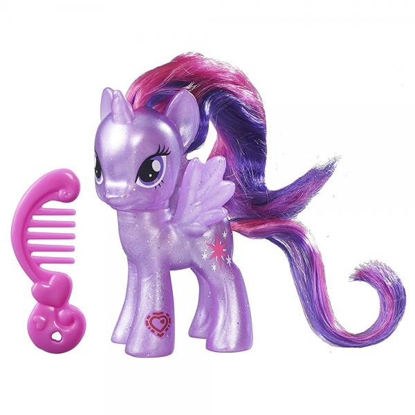 My Little Pony Explore Equestria Princess Twilight Sparkle Figure by Hasbro