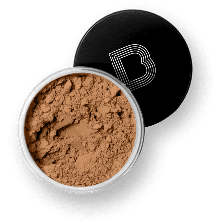 Black Opal Deluxe Finishing Powder  Dark  1 Oz