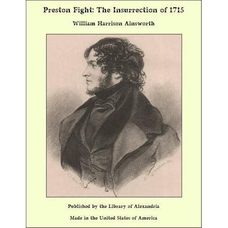 Preston Fight: The Insurrection of 1715 - eBook
