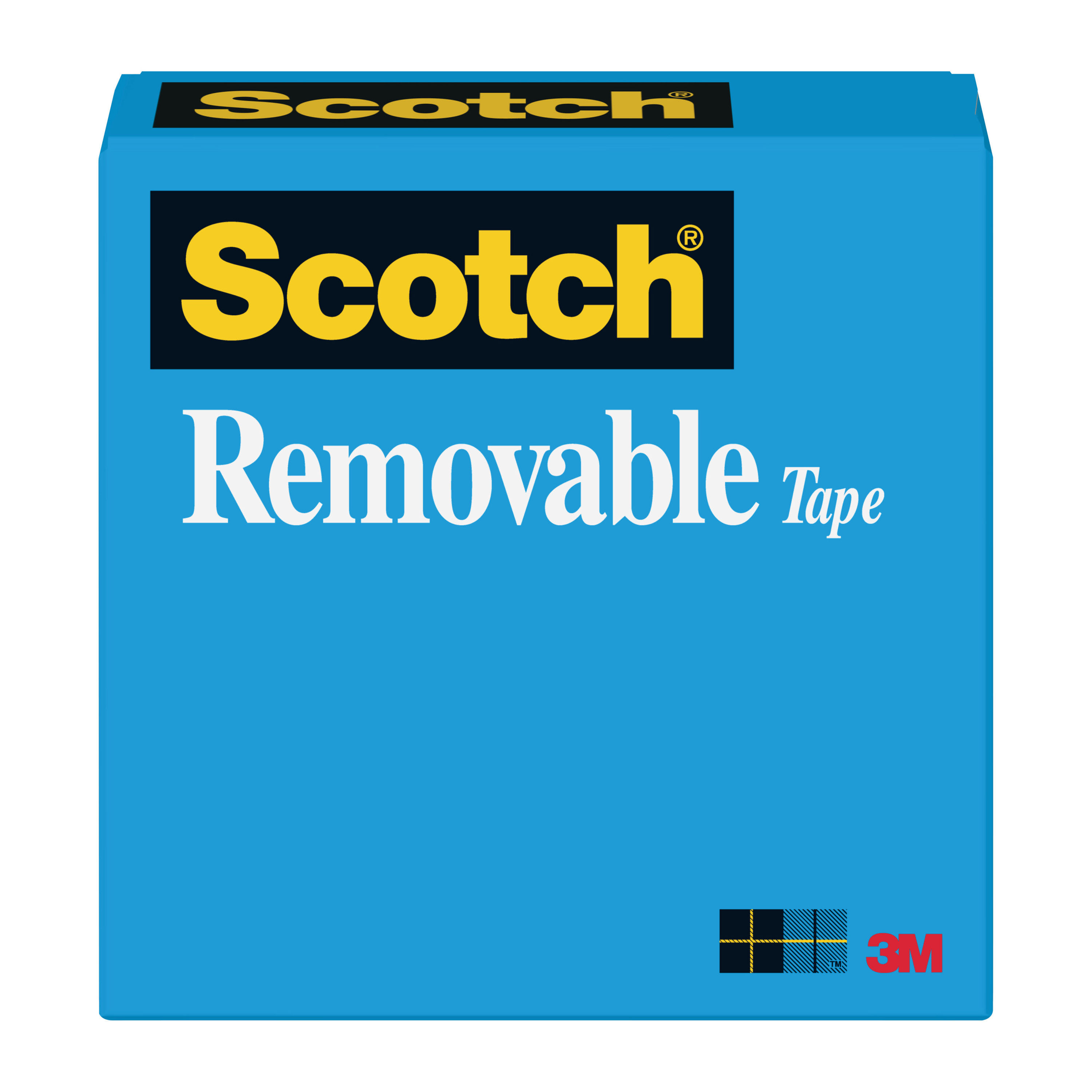 "3M #811 Removable Magic Tape, 3/4"" x 36 yds."