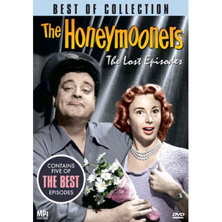 The Best of The Honeymooners: The Lost Episodes (Ncis Best Gibbs Episodes)