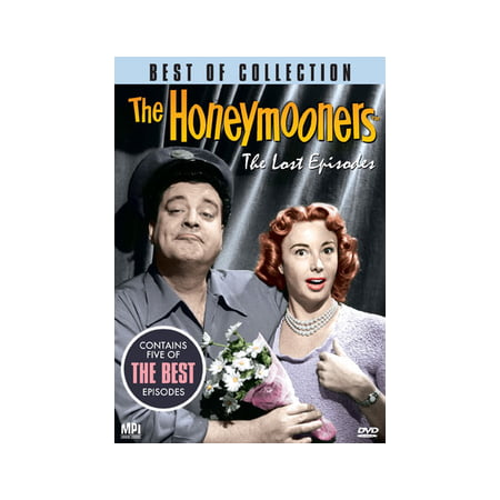 The Best of The Honeymooners: The Lost Episodes (DVD)