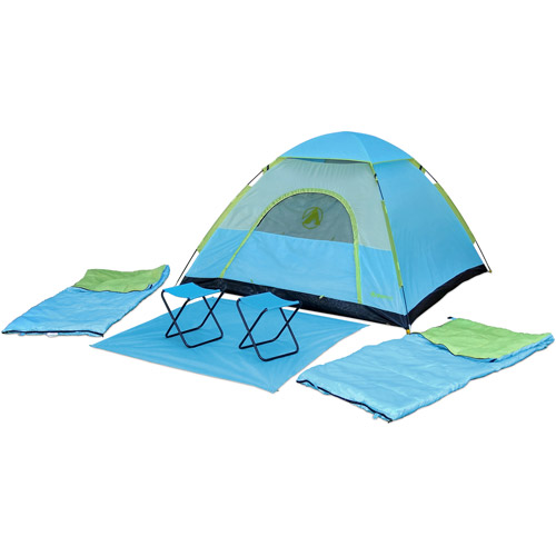 GigaTent The Pioneer XLG Camping Set