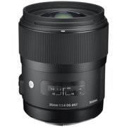 Sigma 35mm f/1.4 ART DG HSM Lens (for Sony Alpha E-Mount Cameras)