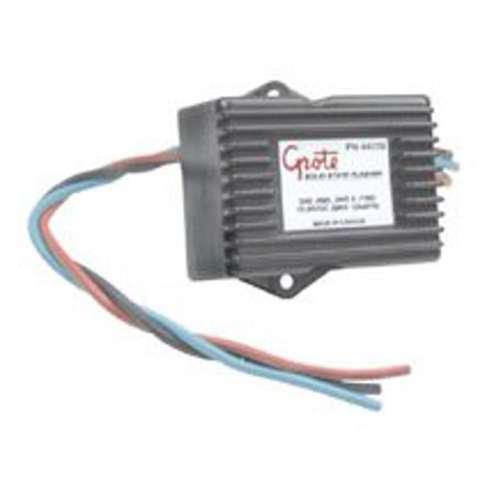 - Grote 44010 Solid Three-Wire State Electronic Flasher
