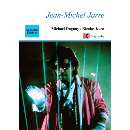 English Book Jean-Michel Jarre - eBook