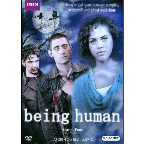 Being Human: Season Four (Anamorphic Widescreen)