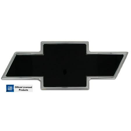 Chevy Grille Emblem (All Sales Chevy Bowtie Grille Emblem - Polished/Black)