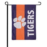 "Clemson Tigers 12.5"" x 18"" Embellish Garden Flag"