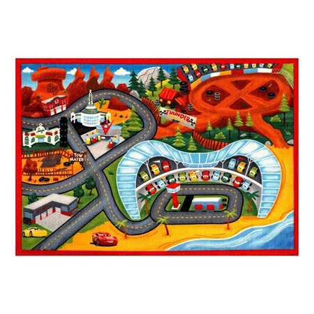Disney Cars Toys Rug 2017 Hd Edition Cars 3 Kids Game Rugs Throw