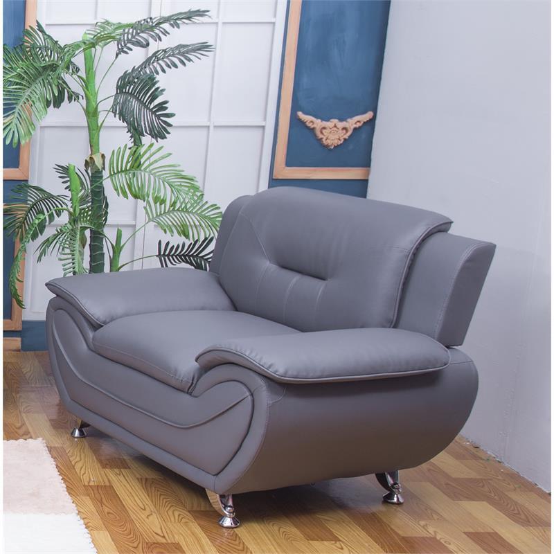 Living Room Furniture Walmart: Kingway Furniture Ashely Living Room Chair