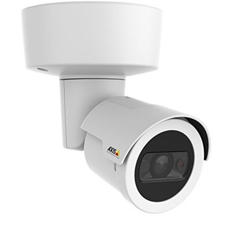 AXIS M2026-LE Mk II 4 Megapixel Network Camera - Monochrome, Color Axis Communications Web Cameras