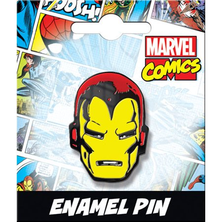 Chain Brooch - Ata-Boy Marvel Comics Classic Iron Man