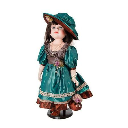 copa judaica 276d island porcelain doll collection - abigail](Creepy Porcelain Doll Makeup)