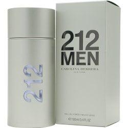 Herrera 212 Men Edt (Carolina Herrera 212 Men Eau de toilette Spray 3.4)