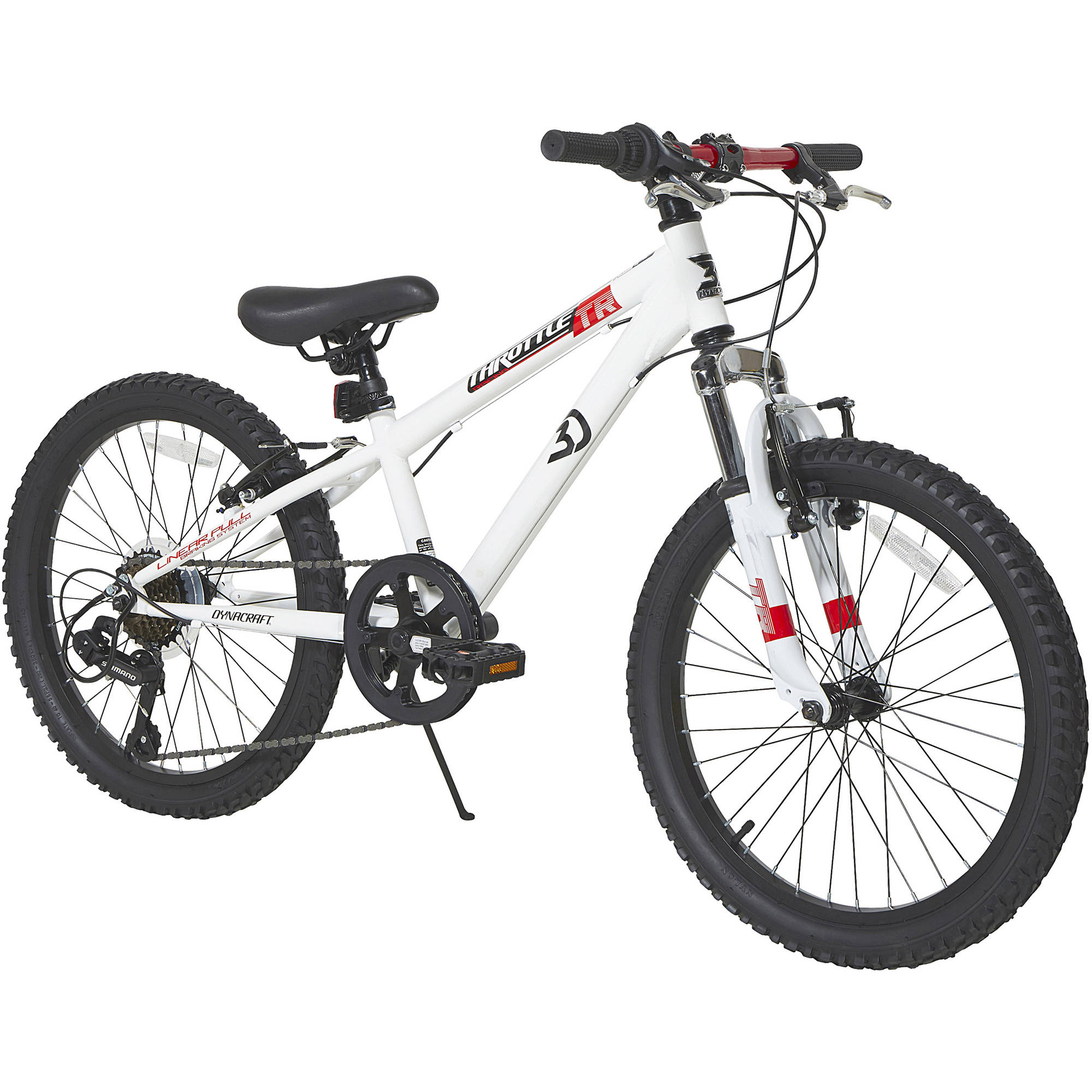 "20"" Dynacraft Throttle Boys' Bike"