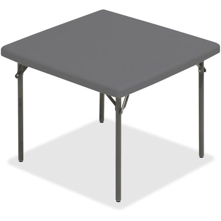 Iceberg, ICE65277, IndestrucTable TOO Square Folding Table, 1 Each