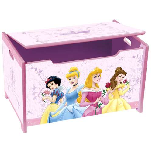 Disney - Princess Toy Box