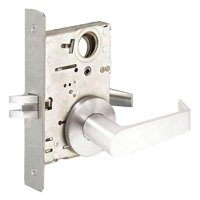 TOWNSTEEL MSS-07-S-626 Mortise Lockset, Lever, MS Sentinel, Ser. MS, Grd. 1,