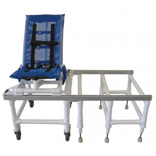 MJM International D191-MA-SLIDE Articulating Transfer Chair