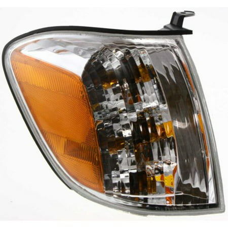APR High Quality Aftermarket Turn Signal Light for 2005-2007 Toyota Sequoia all TO2531147 815100C030 TO2531147