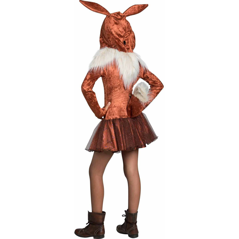 pokemon eevee hoodie dress child halloween costume walmart com