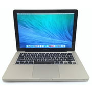Certified Refurbished Apple MacBook Pro 13.3 Intel Core 2 Duo 2.26GHz 2GB 160GB Laptop MB990LL/A