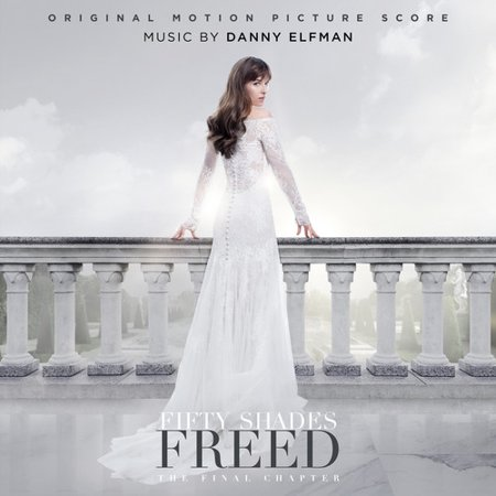 Fifty Shades Freed (Original Motion Picture Score) (CD)