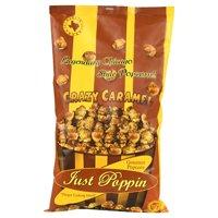 Just Poppin Crazy Caramel Gourmet Popcorn, 8.5 Oz.