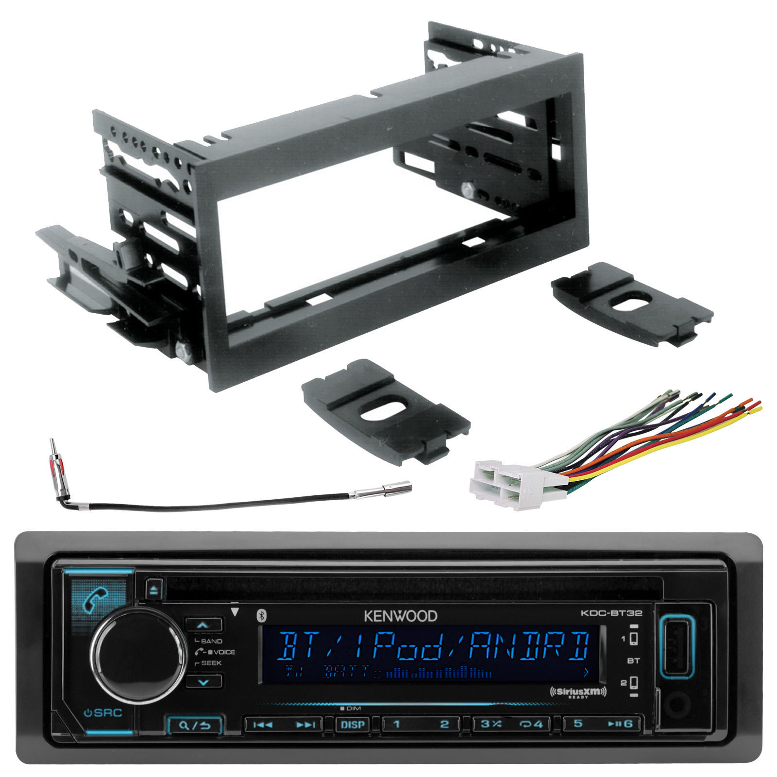 Kenwood Gm Wiring Harness Electrical Diagrams Ddx512 Wire Kdcbt32 In Dash Cd Mp3 Bluetooth Receiver Scosche Gm1483b Stereo