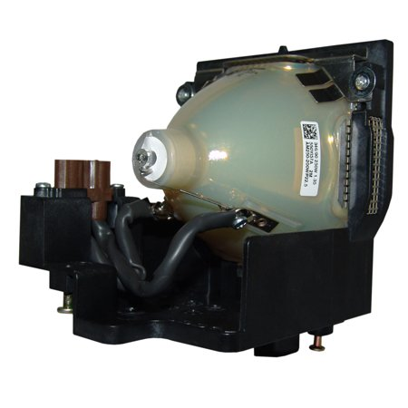 Original Philips Projector Lamp Replacement with Housing for Sanyo PLV-HD100 - image 2 de 5