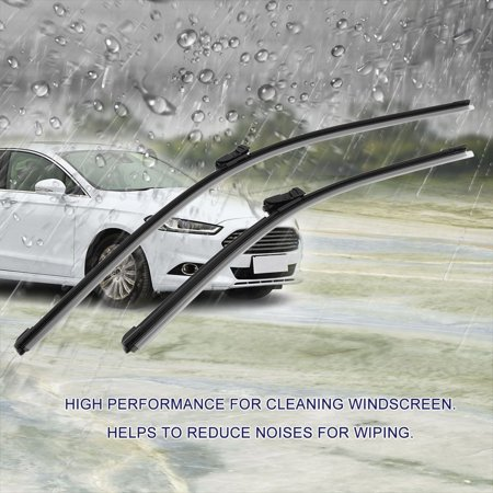 Windshield Wiper Blades, 26 And 19 Inches For Ford Mondeo 2007