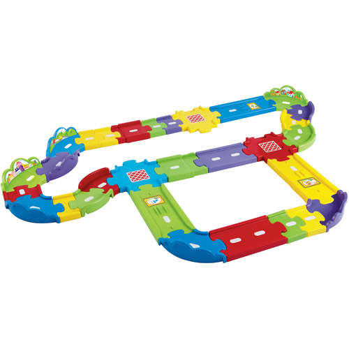 VTech Go! Go! Smart Wheels Deluxe Track Set