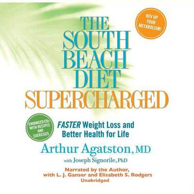 The South Beach Diet Supercharged: Faster Weight Loss and Better Health for Life (South Beach Halloween)