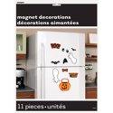Unique Industries 11-Pc. Halloween Refrigerator Magnets