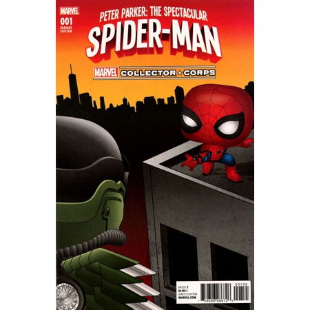 Funko Marvel #001 Peter Parker: The Spectacular