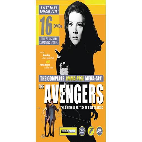 Avengers: The Complete Emma Peel Mega-Set [16 Discs] (Full Frame)