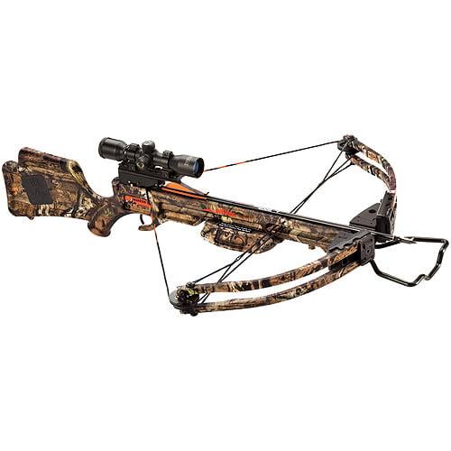 Wicked Ridge Warrior HL Premium Crossbow Package