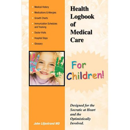 Health Logbook of Medical Care for Children