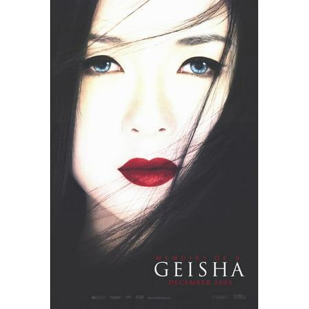 Memoirs of a Geisha (2005) 11x17 Movie Poster