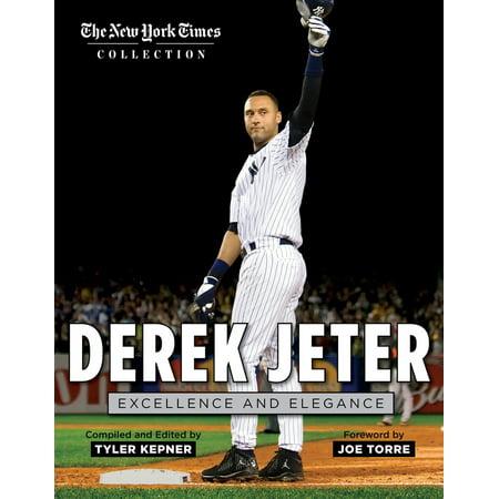 Derek Jeter : Excellence and Elegance Derek Jeter Autographed Mlb Baseball