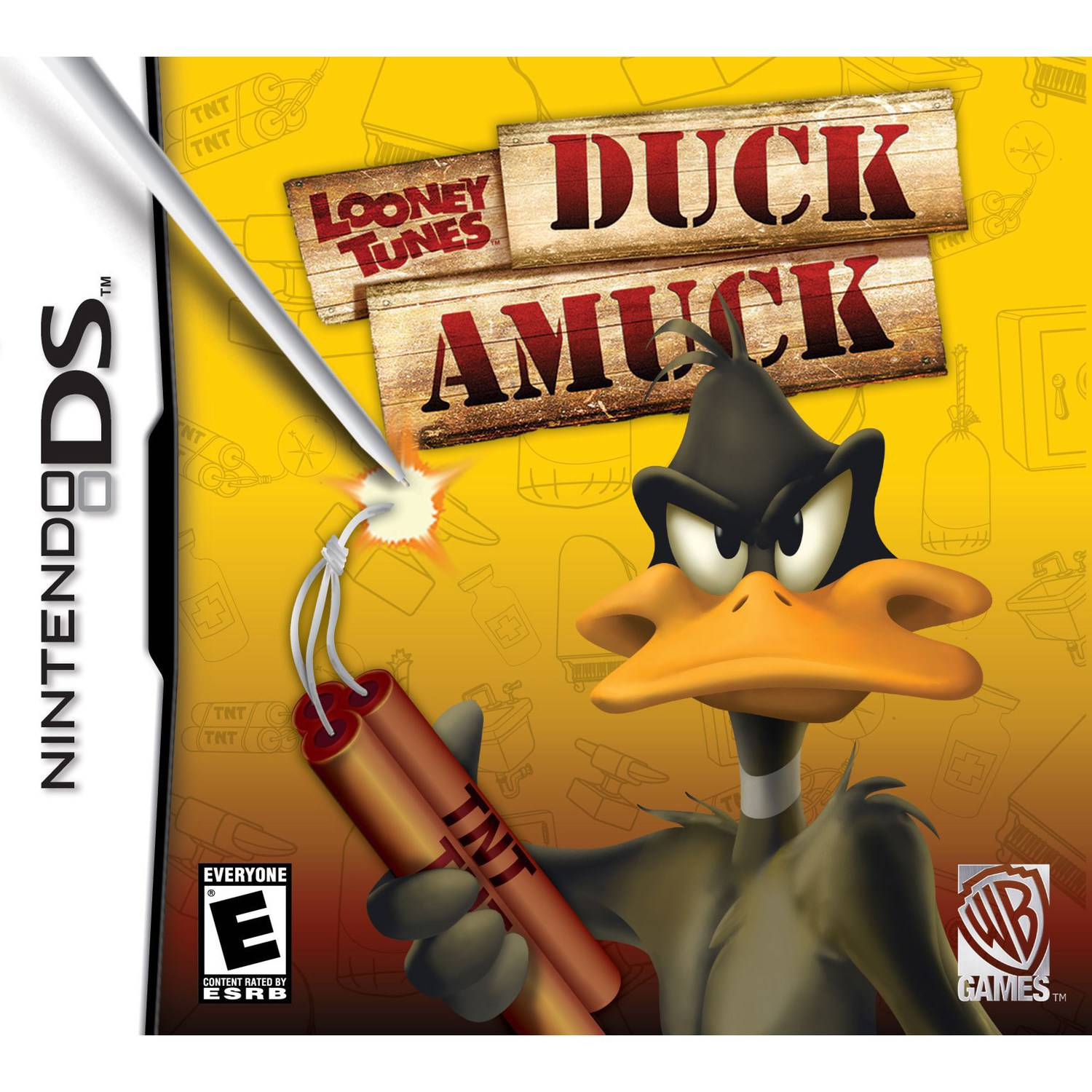 Looney Tunes Duck Amuck (DS)