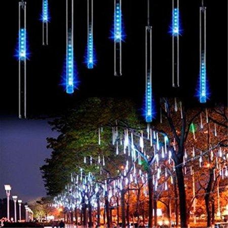 Yunan LED Falling Rain Lights with 30cm 8 Tube 144 LEDs, Meteor Shower  Lights, - Yunan LED Falling Rain Lights With 30cm 8 Tube 144 LEDs, Meteor