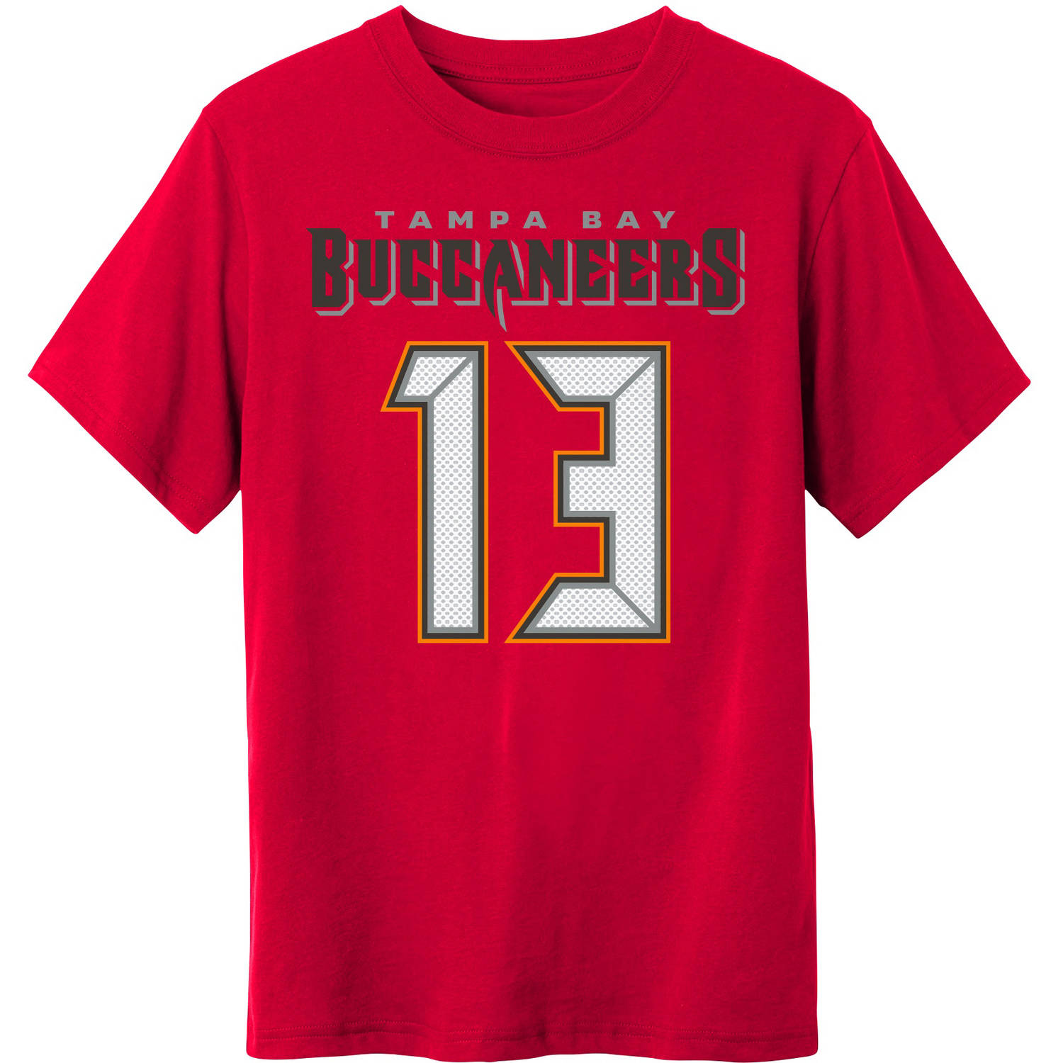 NFL Tampa Bay Buccaneers Youth Mike Evans Tee
