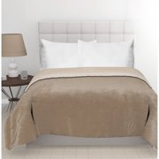Mink Reverse to Sherpa Bedding Comforter