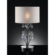 REFINED CRYSTAL TABLE LAMP